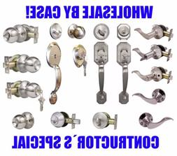 Wholesale Door Lock Sets Handle Knob Entry Passage Privacy S