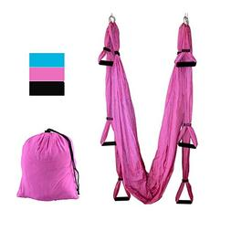 Yoga Swing/Trapeze,Yoga Inversion Sling Swing,Aerial Anti-Gr