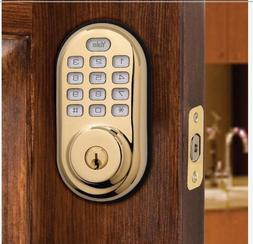 Yale YRD210-ZW-605 Real Living Z-wave Electronic Deadbolt Lo